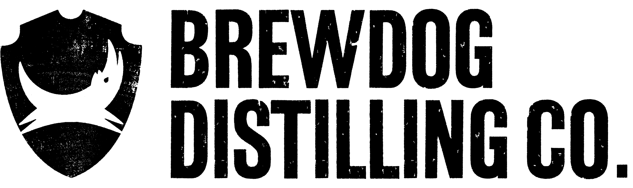 BREWDOG DISTILLING CO. LOGO_OFF PACK_LEFT ALIGNED_Black.png
