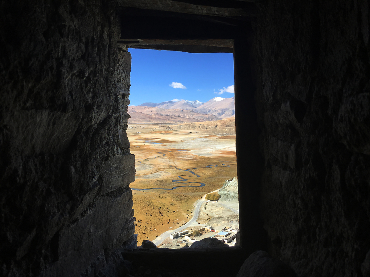 View from Hanle Monastery (Shot on phone)