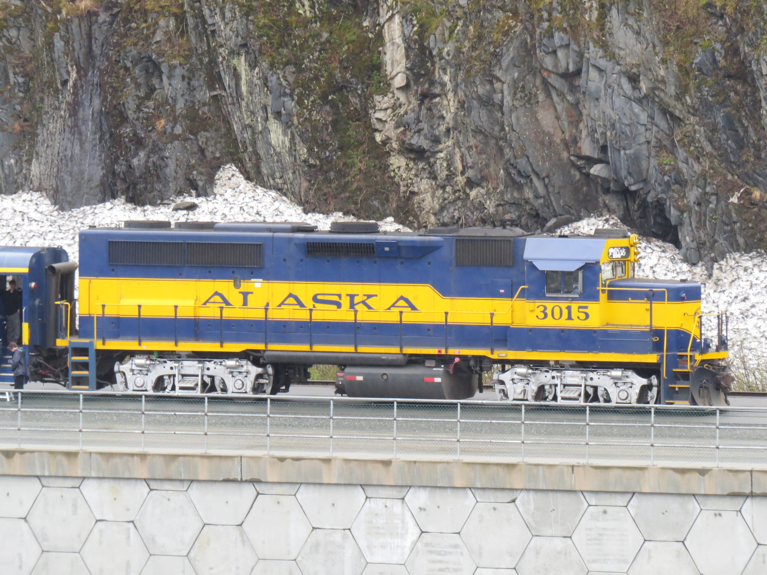 Visit Alaska and ride the rails. Contact EnjoyVacationing.com to learn more!