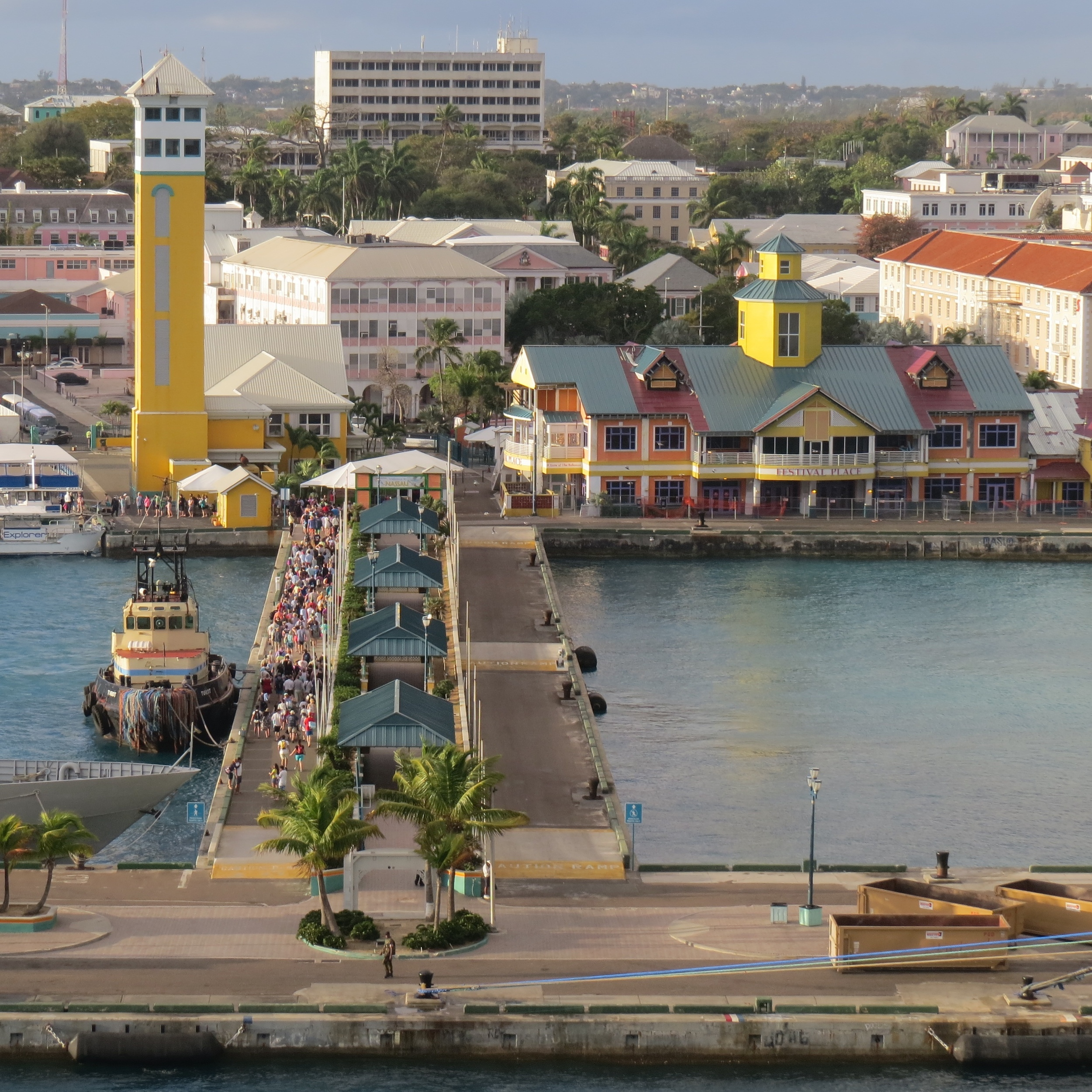 Visit the Bahamas. Visit EnjoyVacationing.com to learn more!