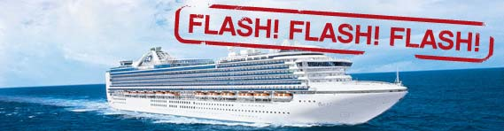 Princess Flash Sale from Enjoy Vacationing - Check out these great deals at EnjoyVacationing.com
