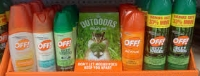 Learn about the TSA rules for traveling with Insect Repellent from EnjoyVacationing.com
