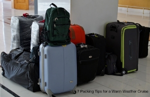 7 Packing Tips for a Warm Weather Cruise from EnjoyVacationing.com