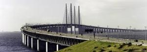 Oresund Bridge - Connecting Sweden and Denmark
