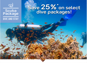 25% off Scuba with Enjoy Vacationing.com