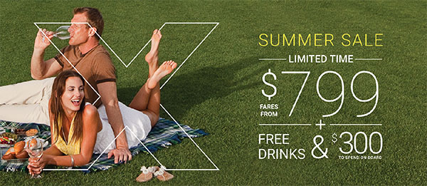 Celebrity Summer Sale from Enjoy Vacationing!