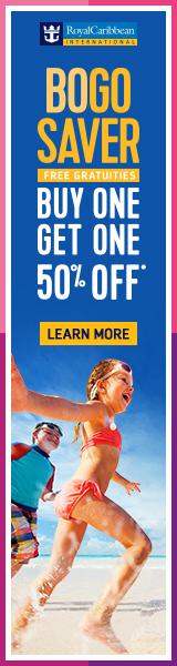 Royal Caribbean BOGO sale