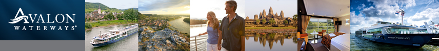 Avalon Waterways Cruise Specials from Enjoy Vacationing