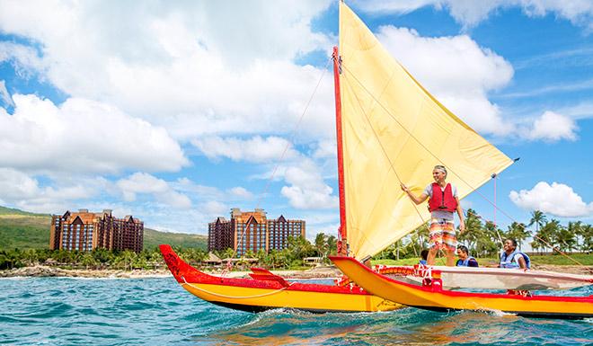 Save at Disney's Aulani Resort in Hawaii this summer!