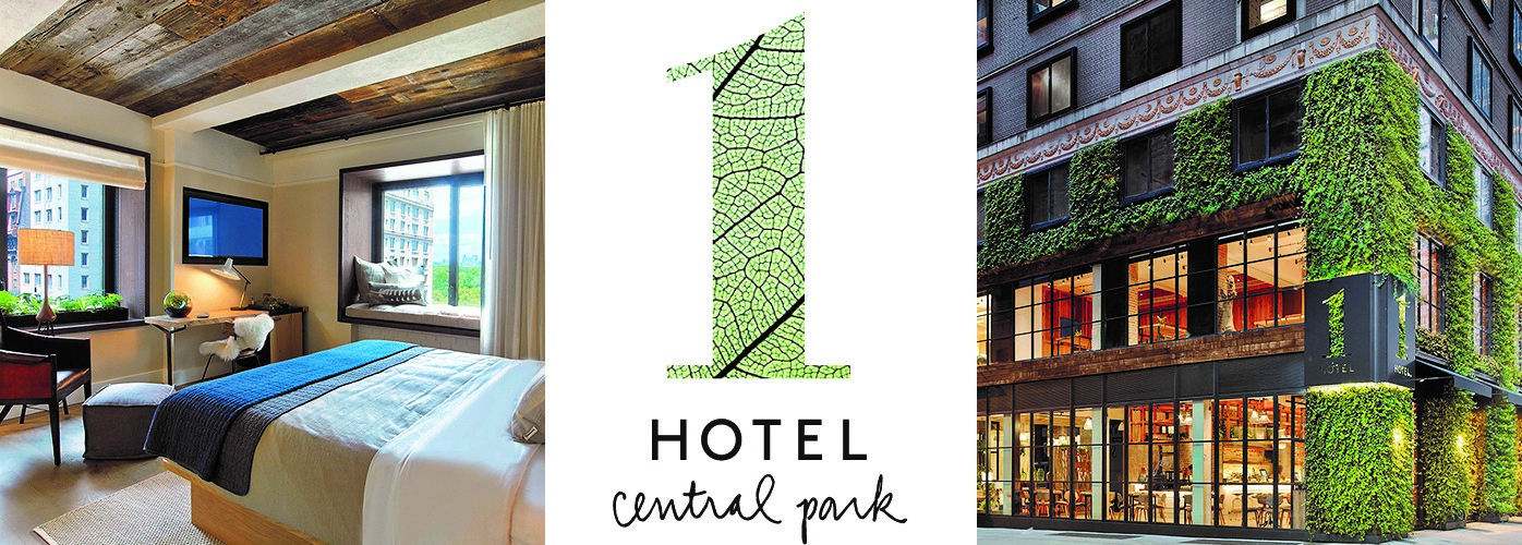 10% off Best Available Rate at 1 Hotel Central Park from EnjoyVacationing.com!