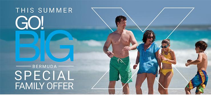 Go Big in Bermuda with Celebrity's Family Offer