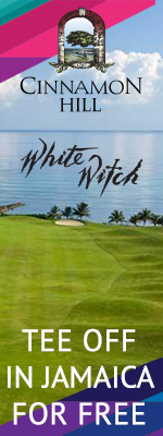 Tee off in Jamaica for Free from Hyatt Zilara and Ziva Rose Hall and EnjoyVacationing.com