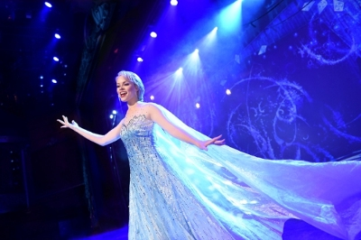 Frozen comes to Disney Cruise Line!