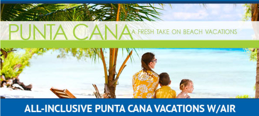 Fresh Take on Beach Vacations in Punta Cana - from EnjoyVacationing.com