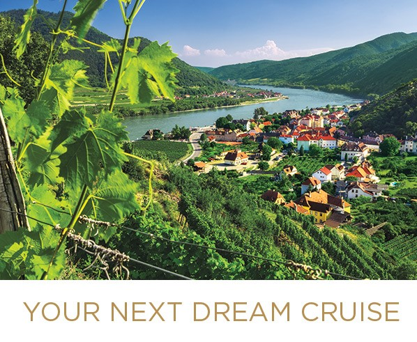 Your Next Dream Cruise - Contact info@EnjoyVacationing.com to learn more!