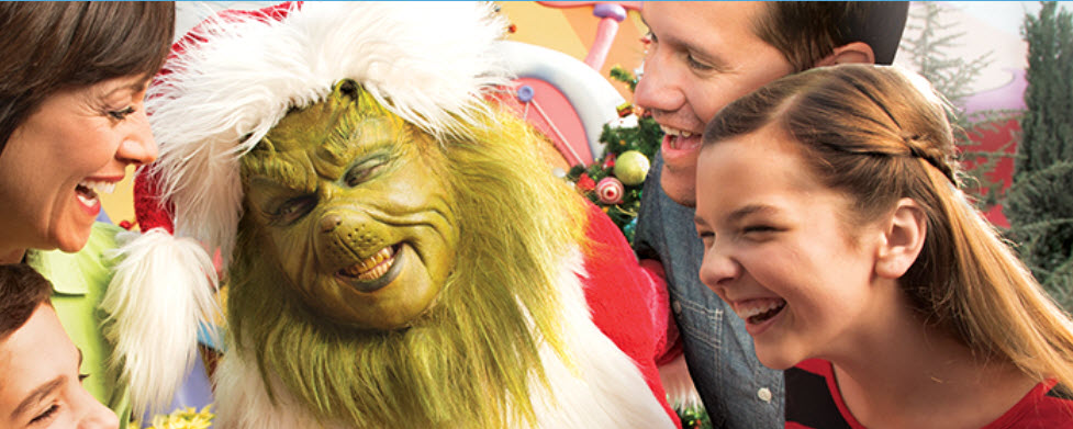 Celebrate Grinchmas with the help of Enjoy Vacationing Travel Agency!