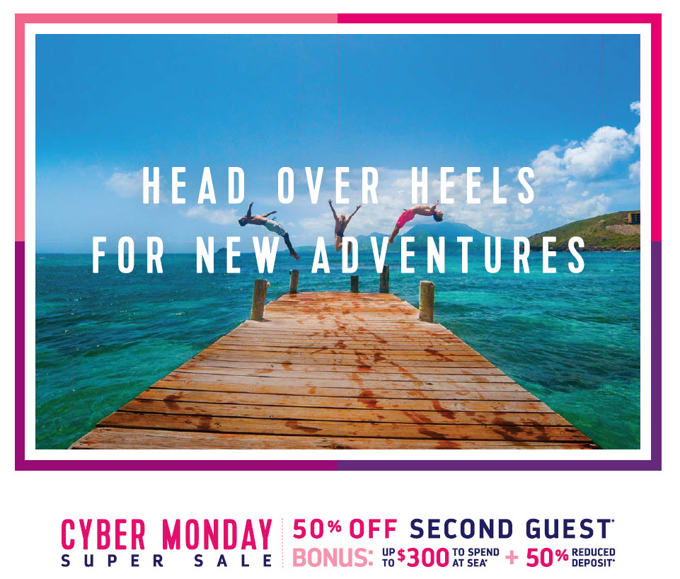 Save big with Royal Caribbean's Cyber Monday sale with EnjoyVacationing.com