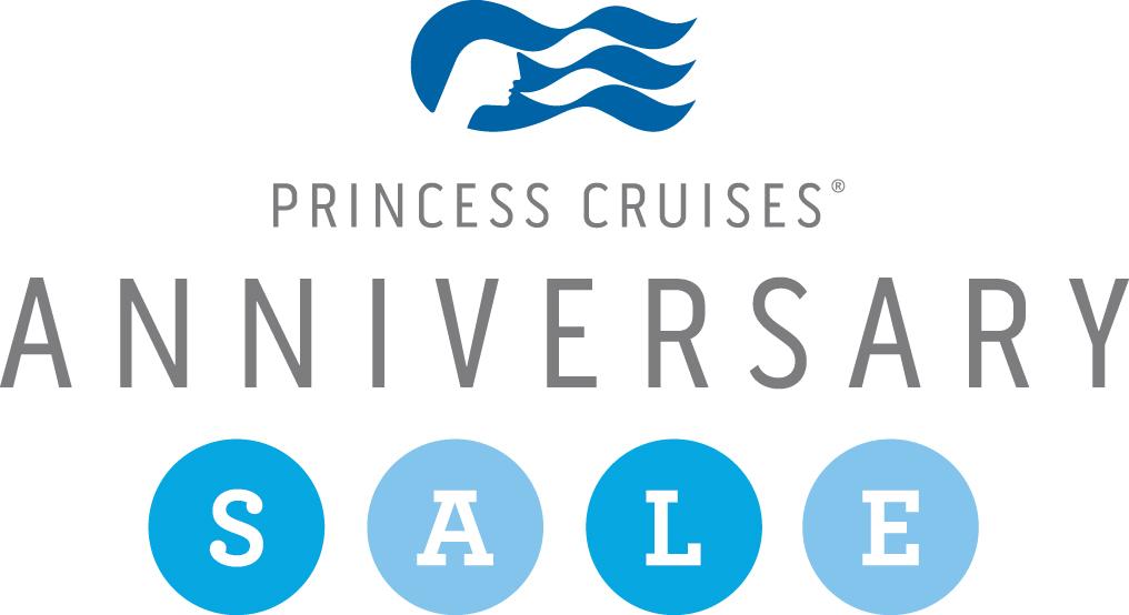 Princess Cruises Anniversary Sale from EnjoyVacationing.com
