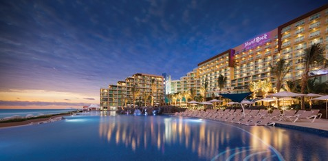 Hard Rock Resorts in Mexico & Dominican Republic - get up to $3,600 resort credit from Enjoy Vacationing