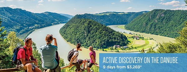 Save up to 40% on 2017 River Cruises - info@EnjoyVacationing.com for more!