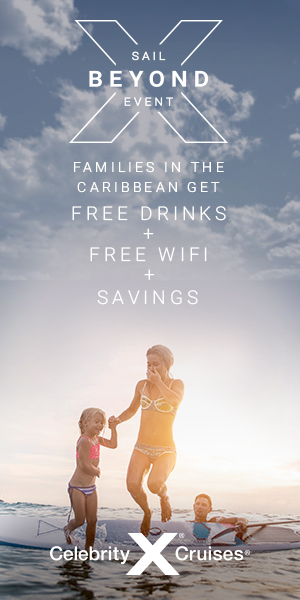 Families it the Caribbean get free drinks, wifi and savings. Learn more EnjoyVacationing.com