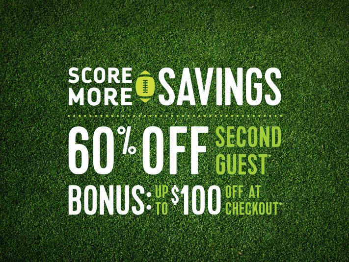 Score More Savings with Enjoy Vacationing & Royal Caribbean Cruises!