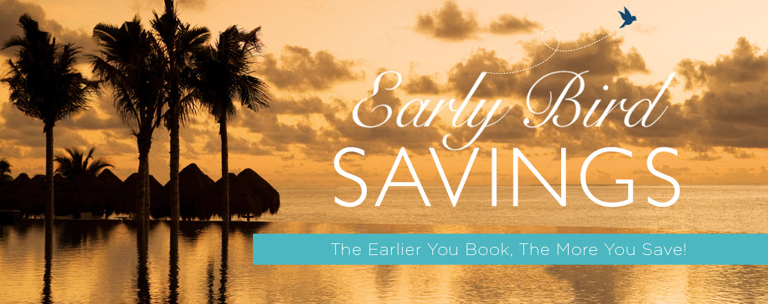 Early Bird Resort Rates for next winter! info@enjoyvacationing.com
