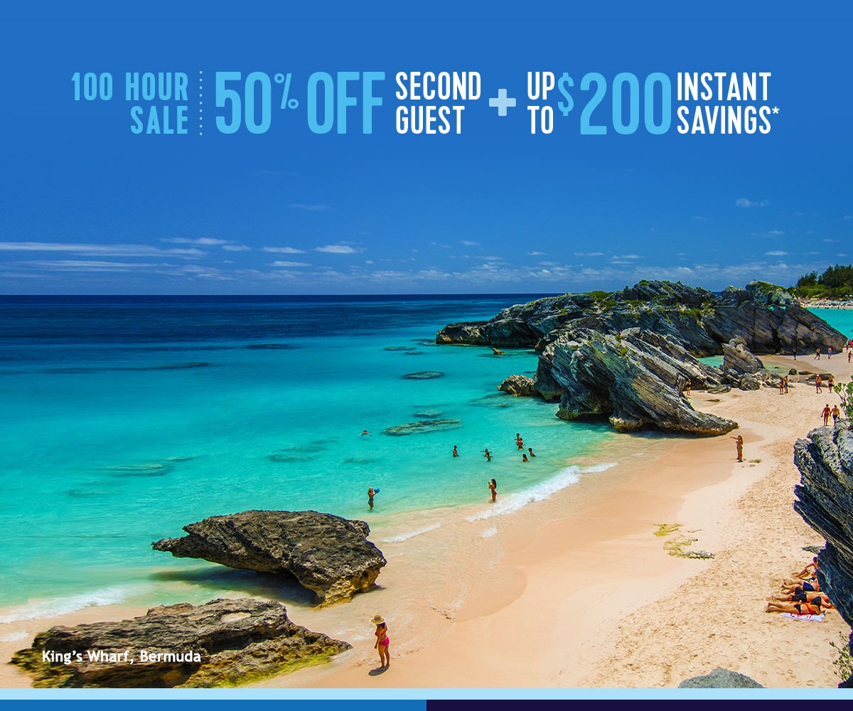 100 Hour Sale starts Oct 1 - Contact Enjoy Vacationing for more details!