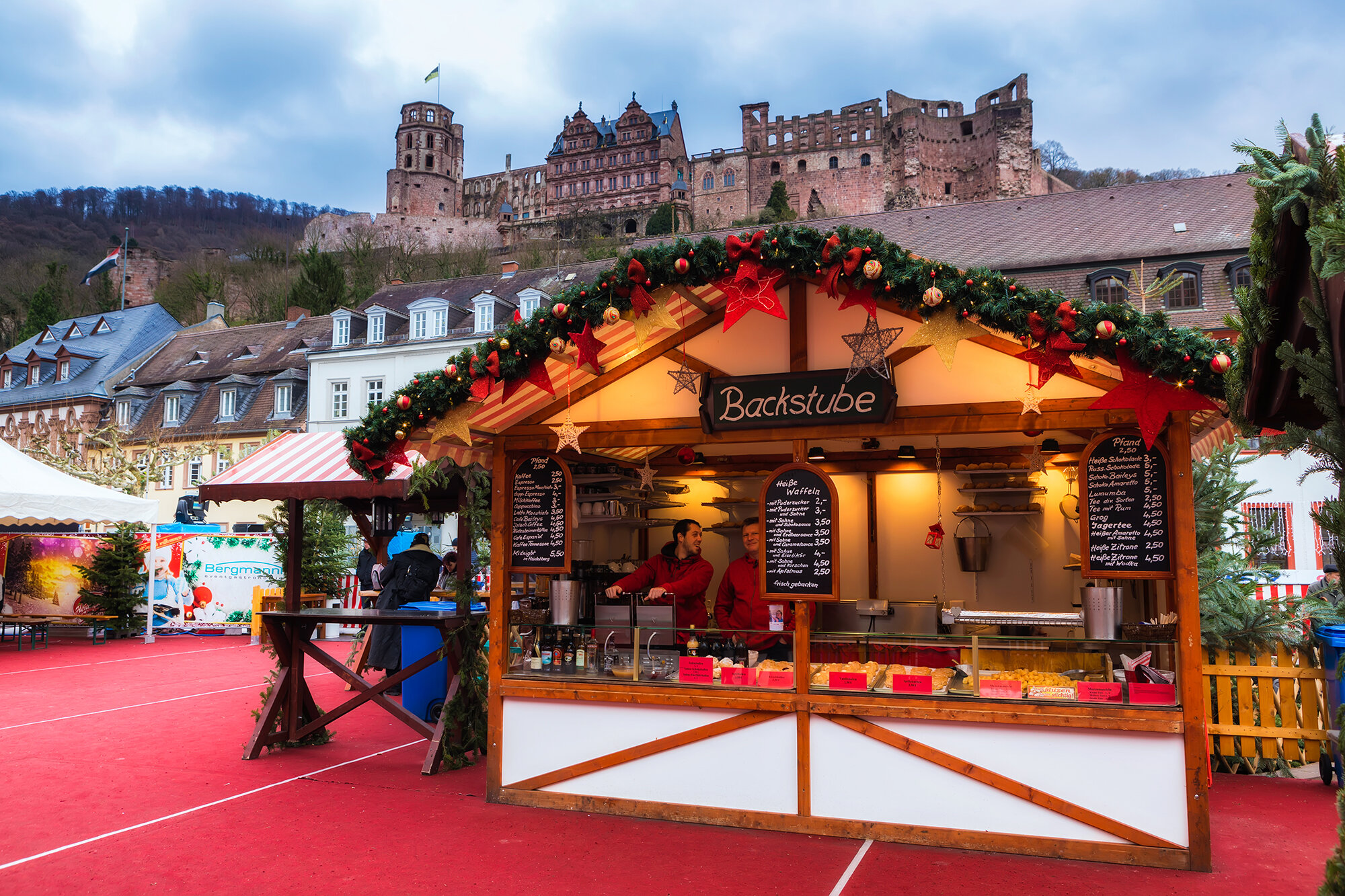 Save on Christmas Market Cruises from Enjoy Vacationing!