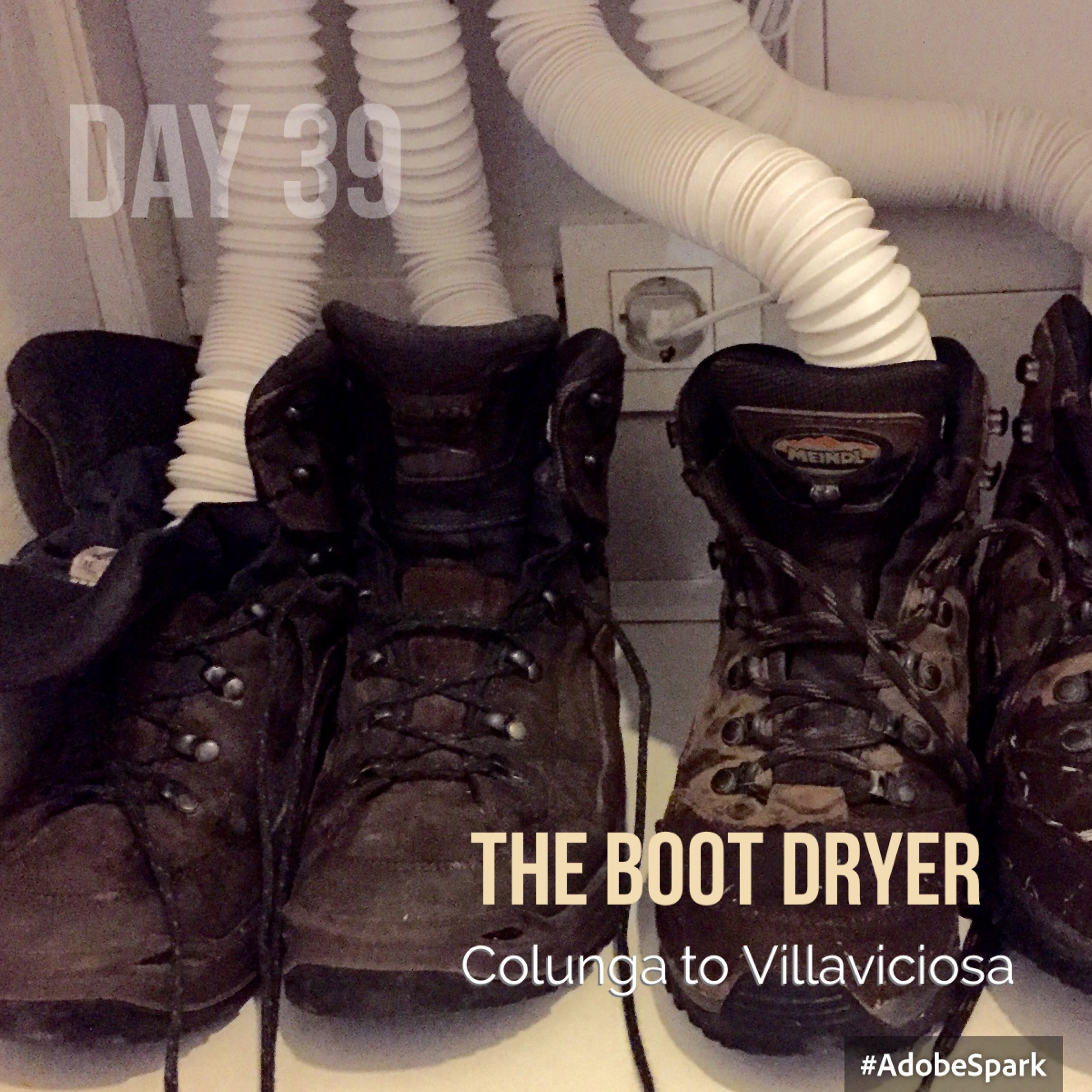 Boot treat.