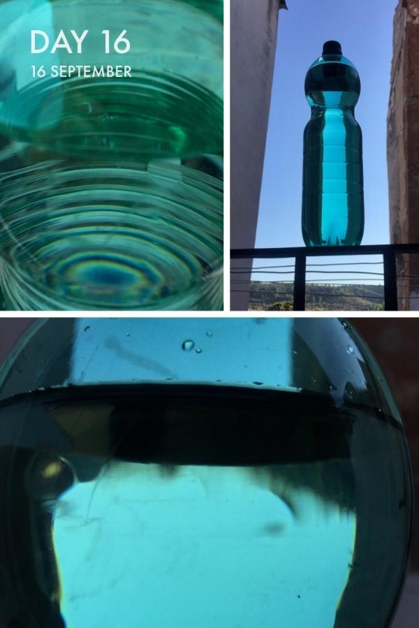 Water from the Fuente de Berra