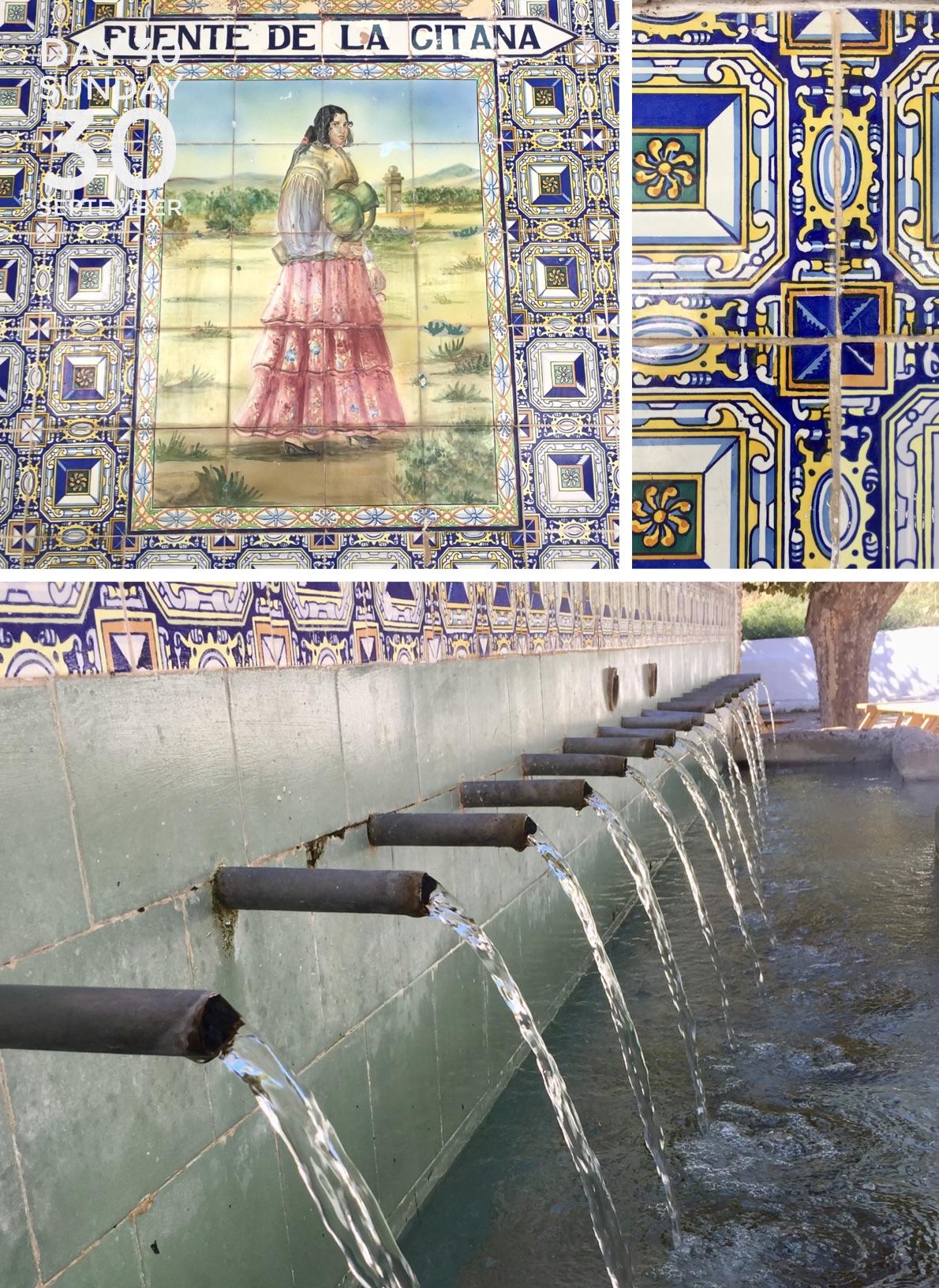 """El Fuente de """"La Gitana"""" (Gypsy)"""