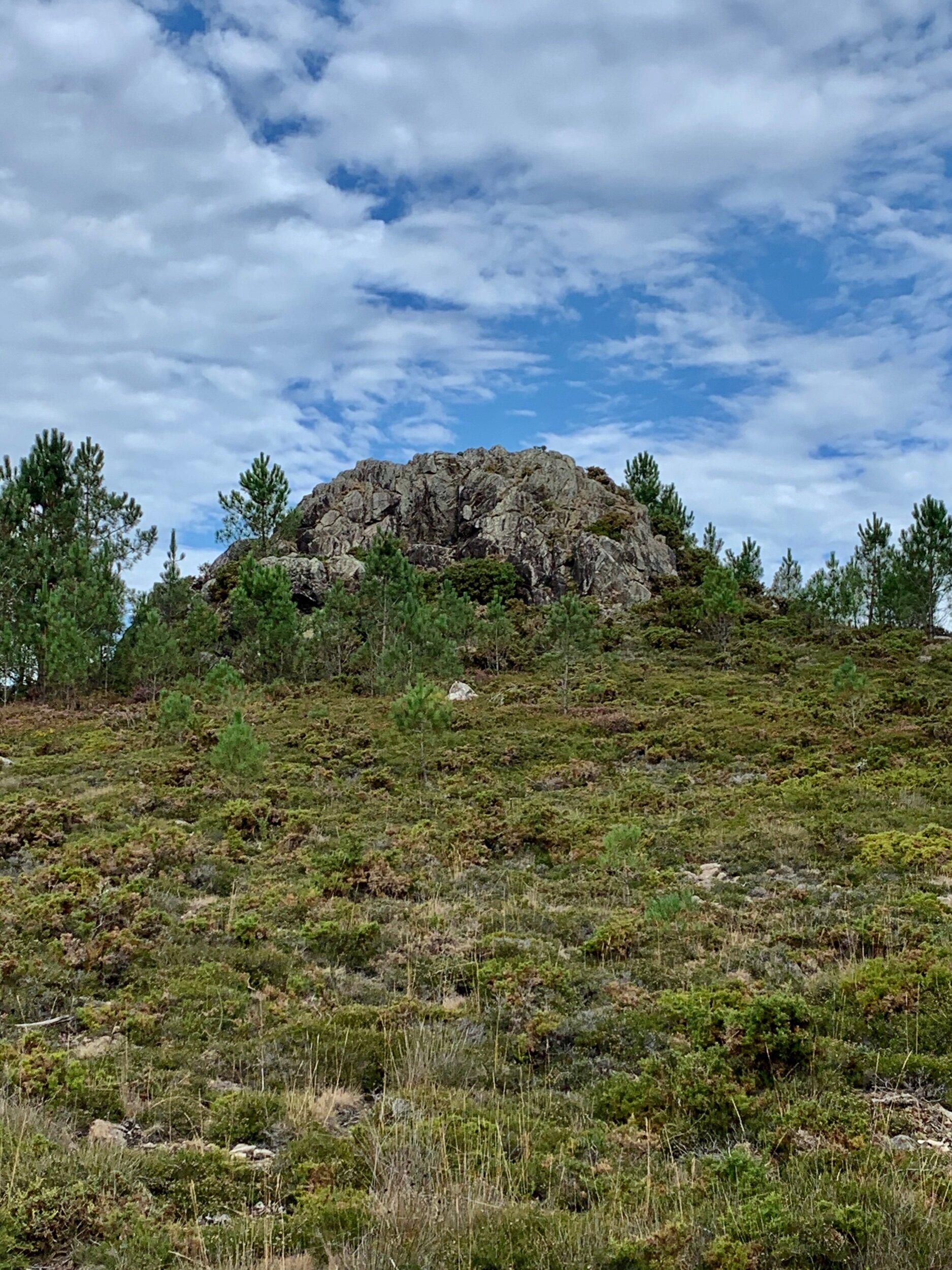 Granite uplands