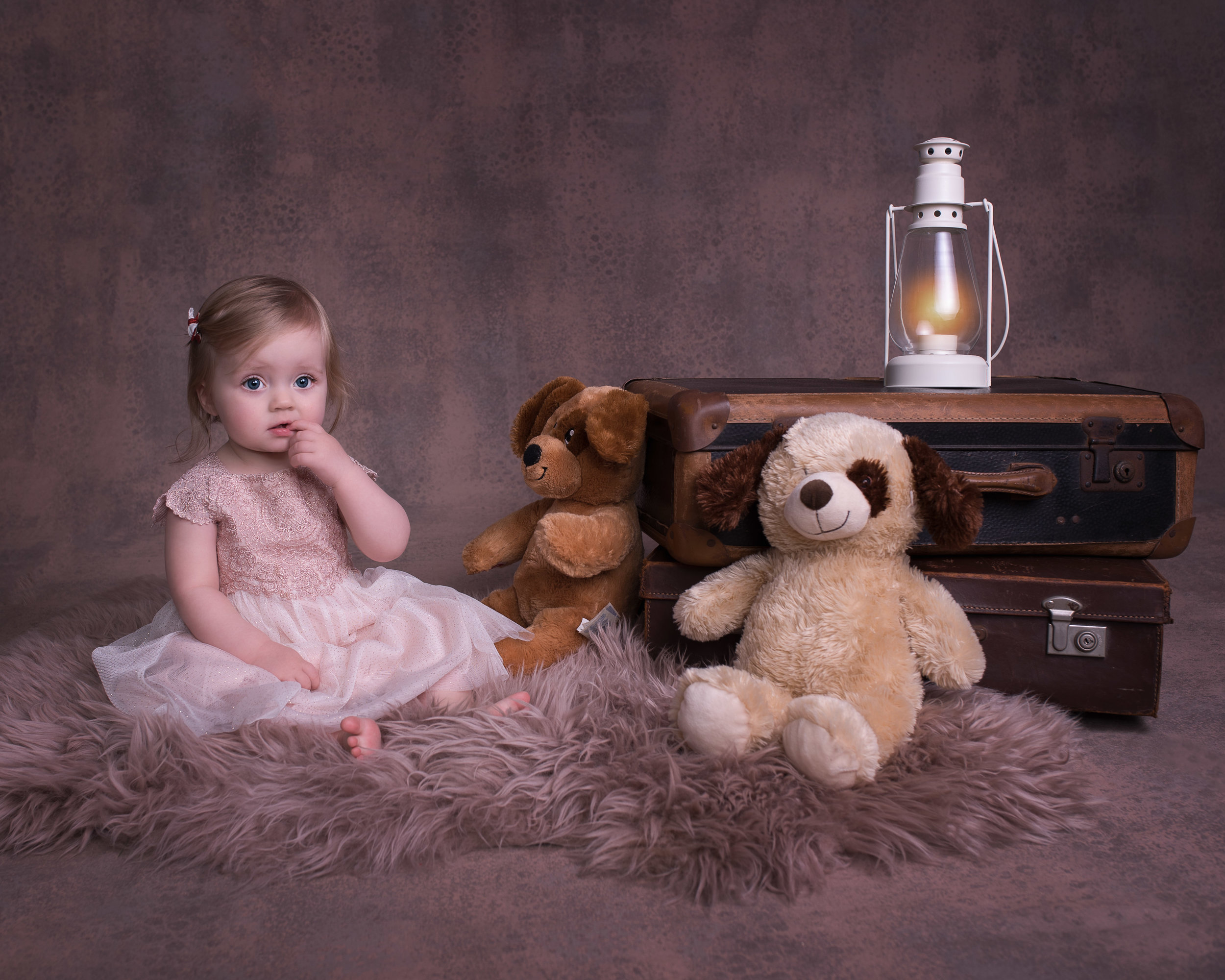 Elegant & timeless family portraiture, including newborn and other special milestones -