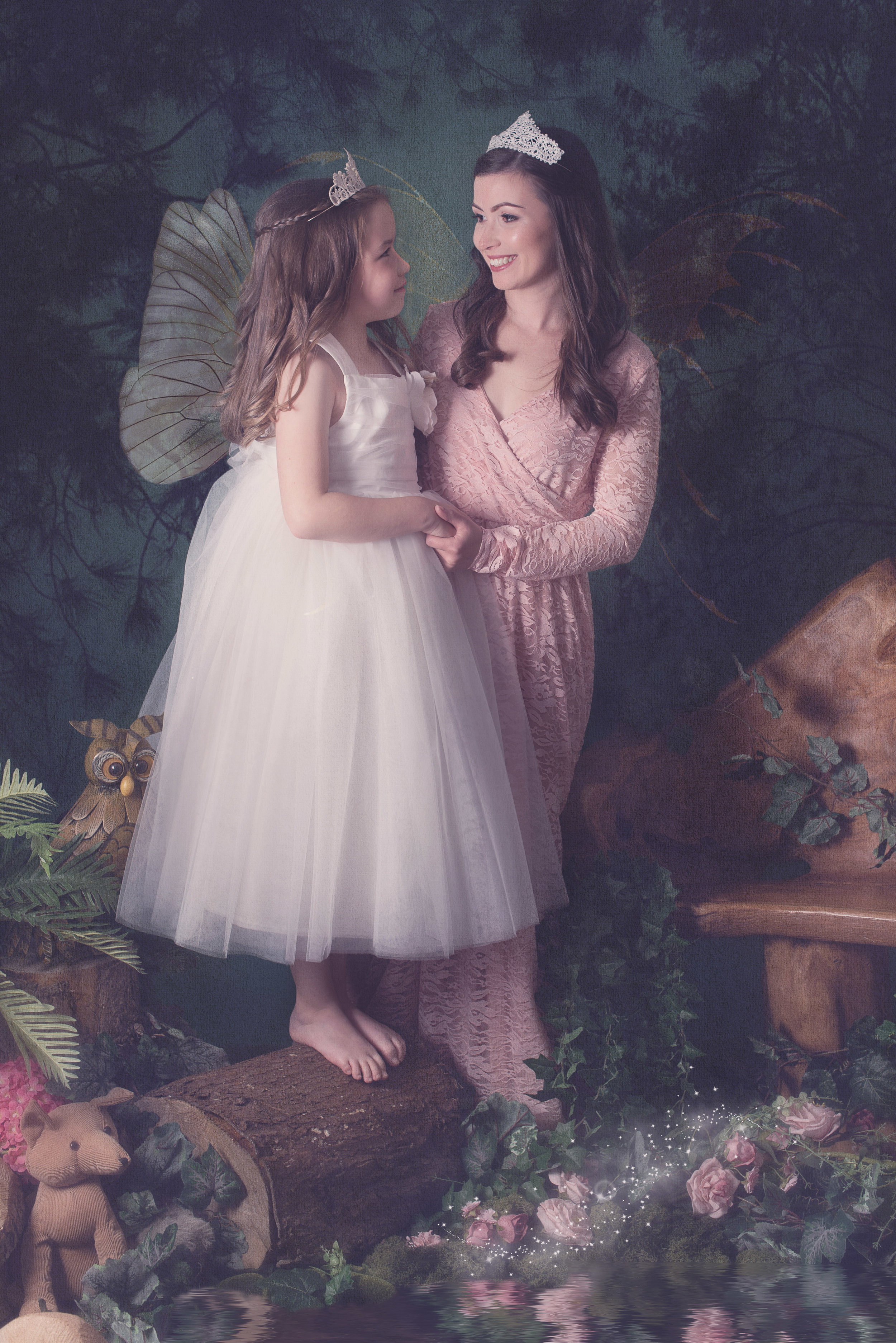 An enchanting and magical photoshoot experience -