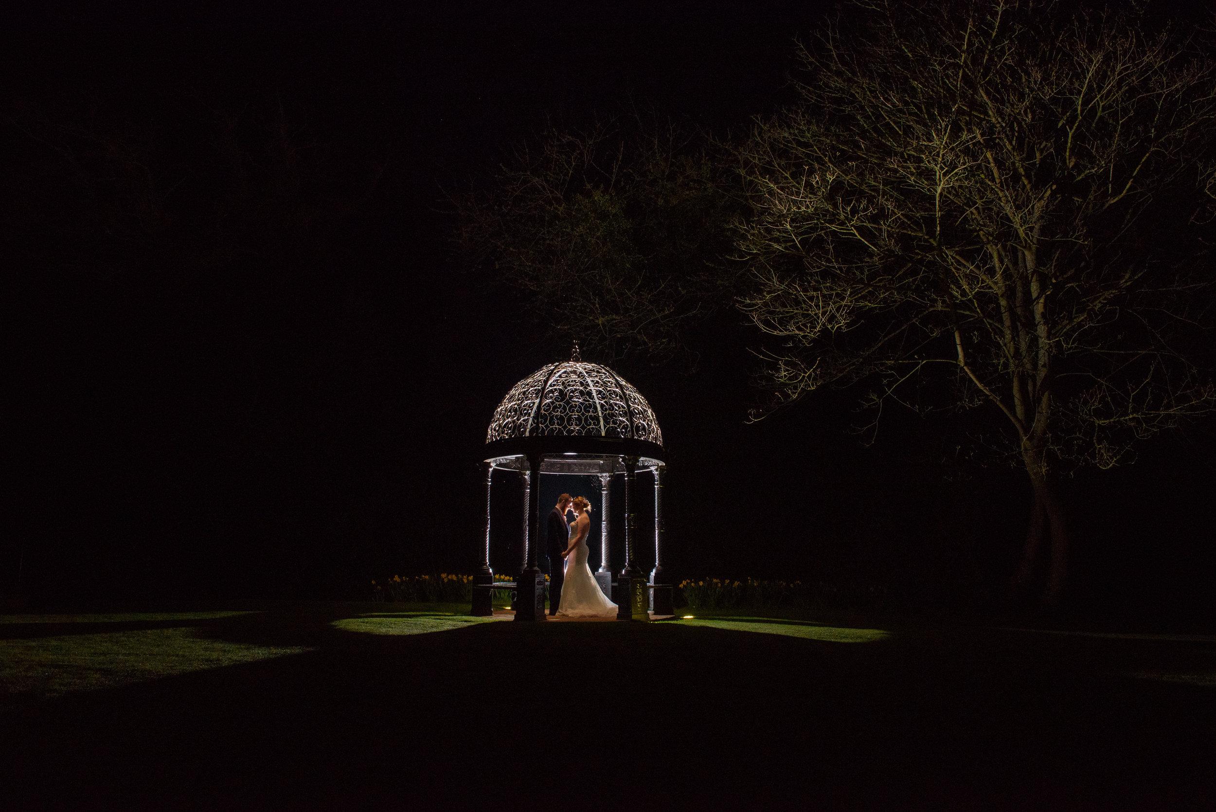 Romantic Wedding at Ballygally Castle Hotel