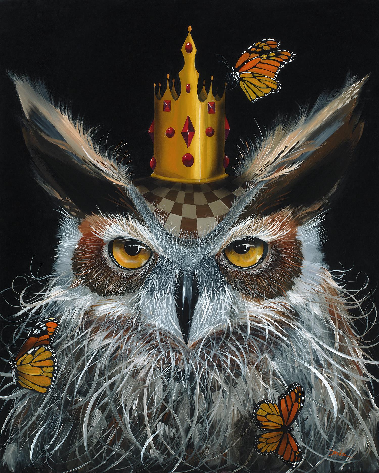 Queen Who 16x20