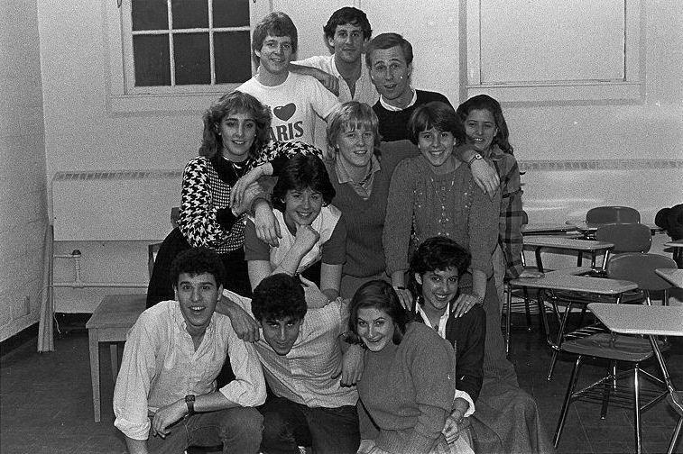The 1984 Amalgamates