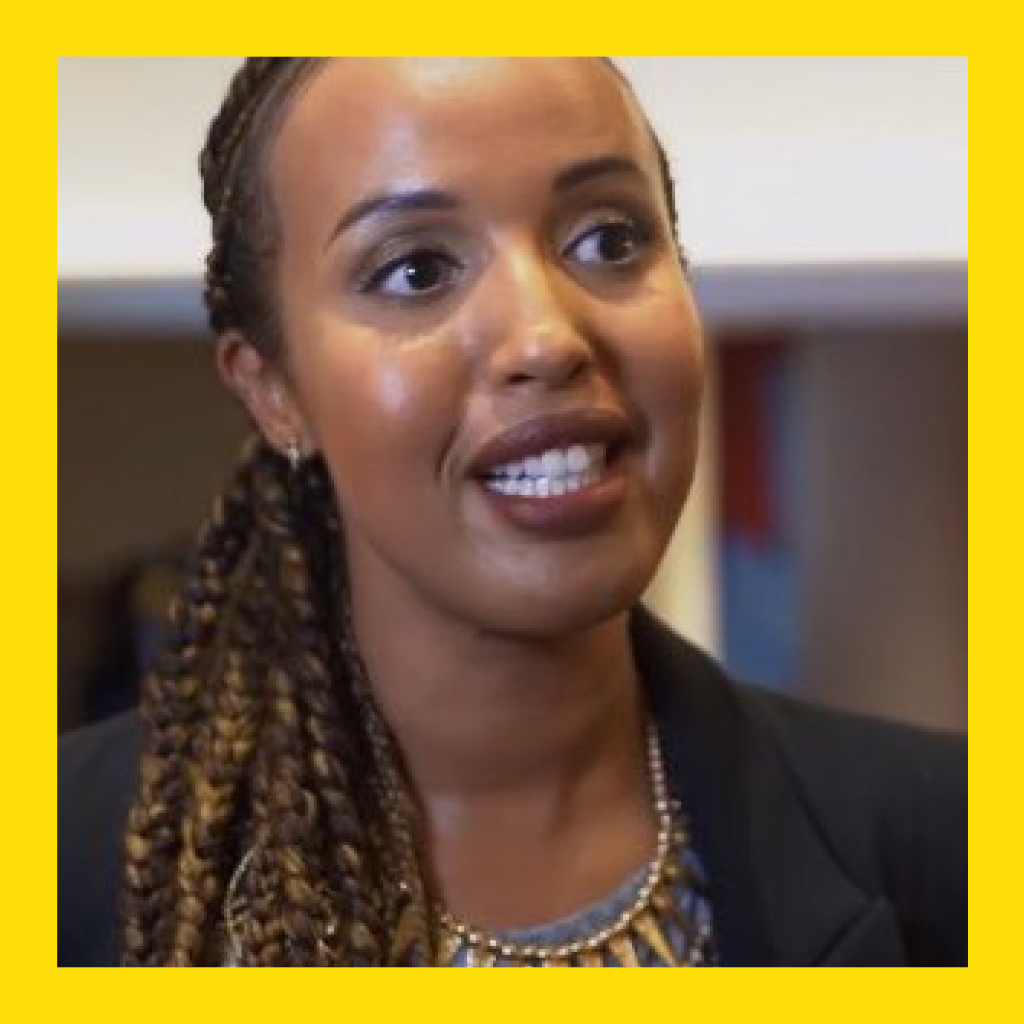 """- Hanna Ali is an author who recently published her debut short story collection titled The Story of Us. Hanna is a former Radio Presenter and was listed as number 4 in Buzz Feed's """"21 Black British Muslims You Should Know About"""" and was a part of Trailblazing Muslim Women 2018. She is the Festival Director of Somali Week Festival and is a PhD Candidate and Teaching Fellow at SOAS, University of London."""