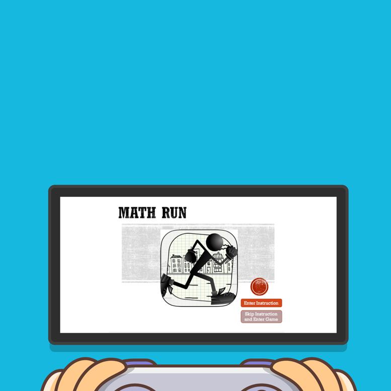 Math Run -