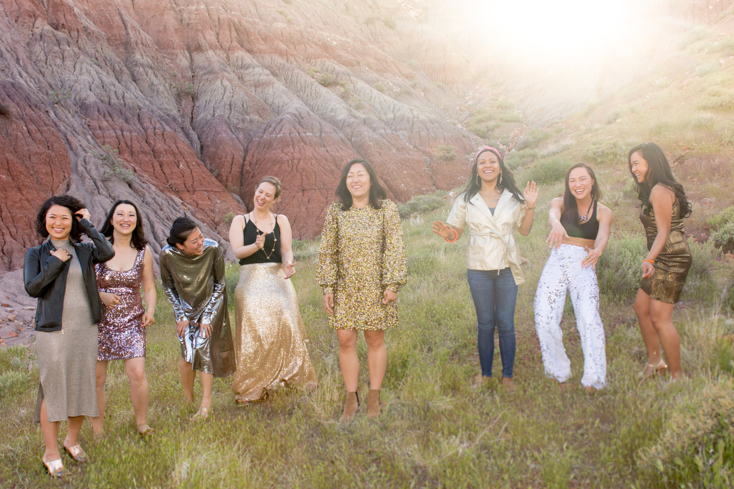Bridal dance Party in Zion