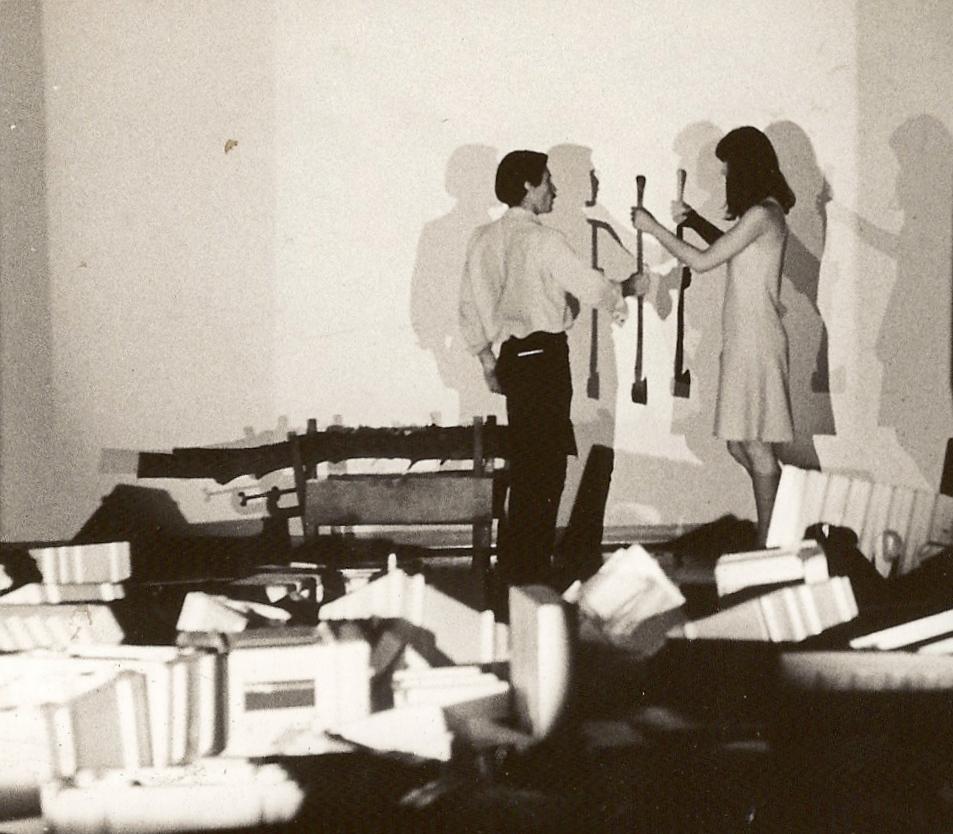 5. 1965 University of Kentucky - Chuck Ross and Me.jpg