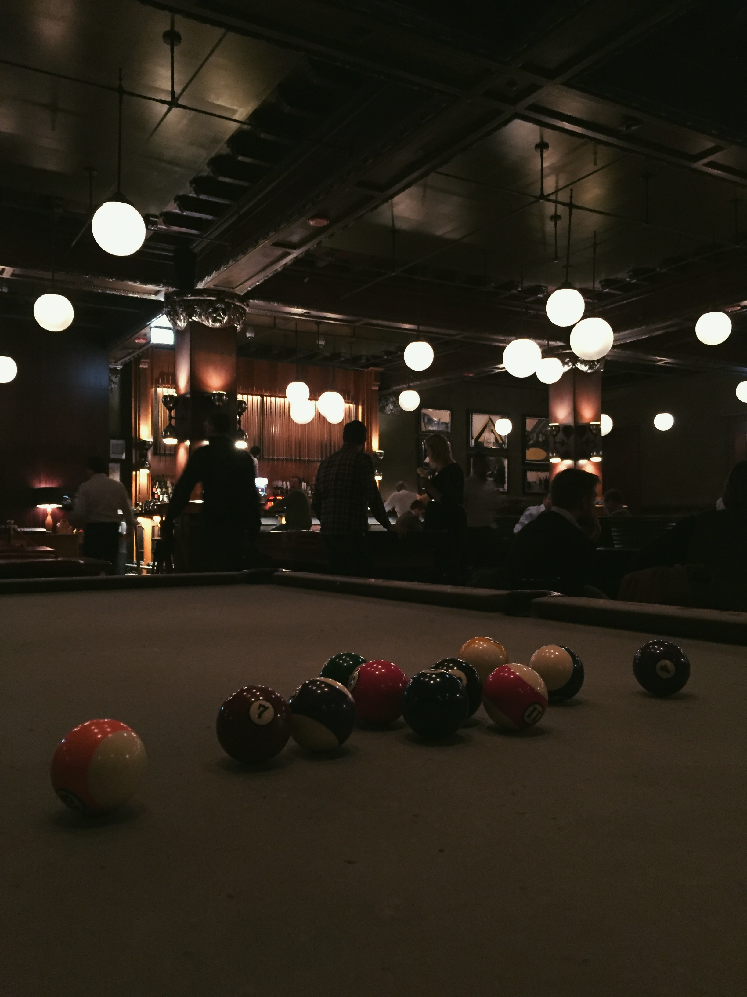 The Game Room, Chicago Athletic Association Hotel | Chicago, IL