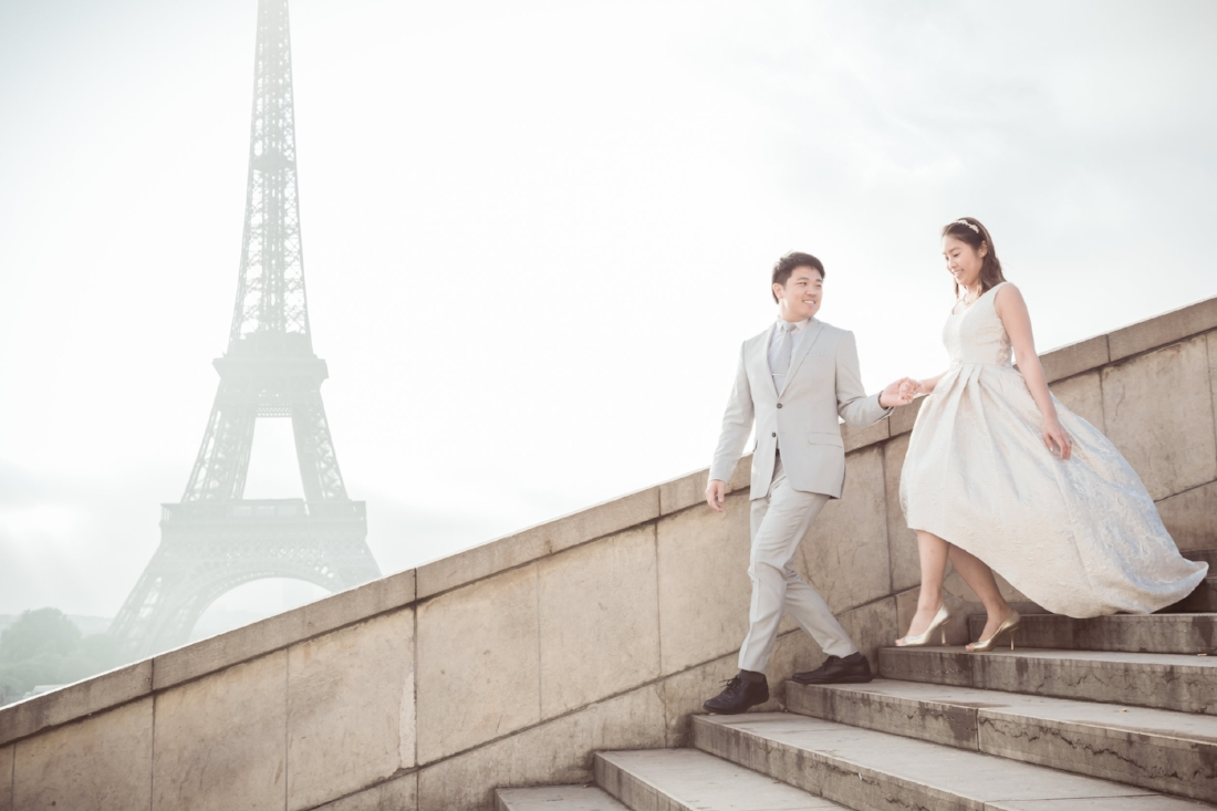 Affordable photographer in Paris