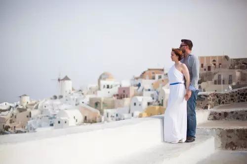 Price photographer Santorini