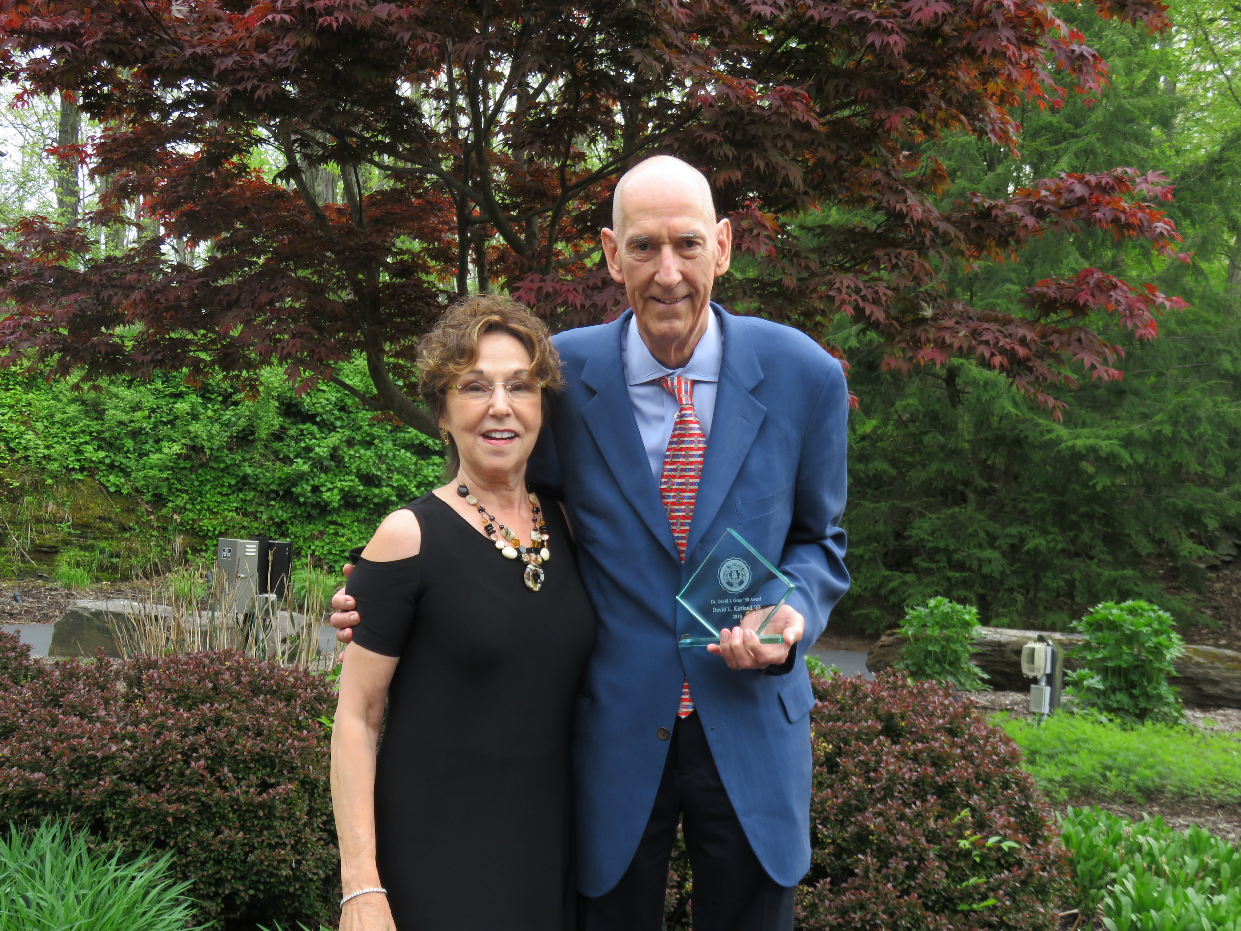 David and Joby Keystone Award May 2018.jpg
