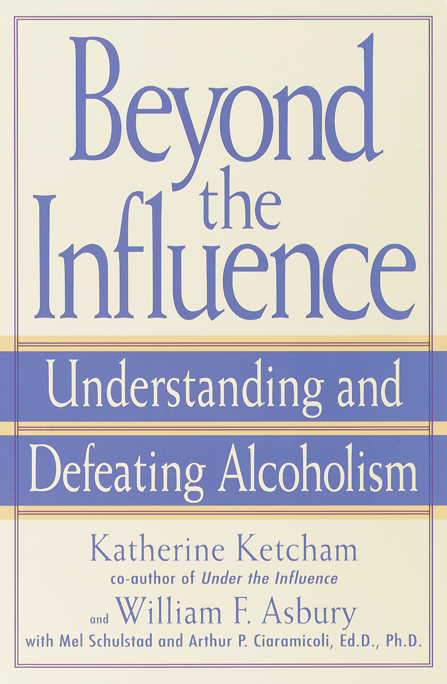 Beyond The Influence Book Cover