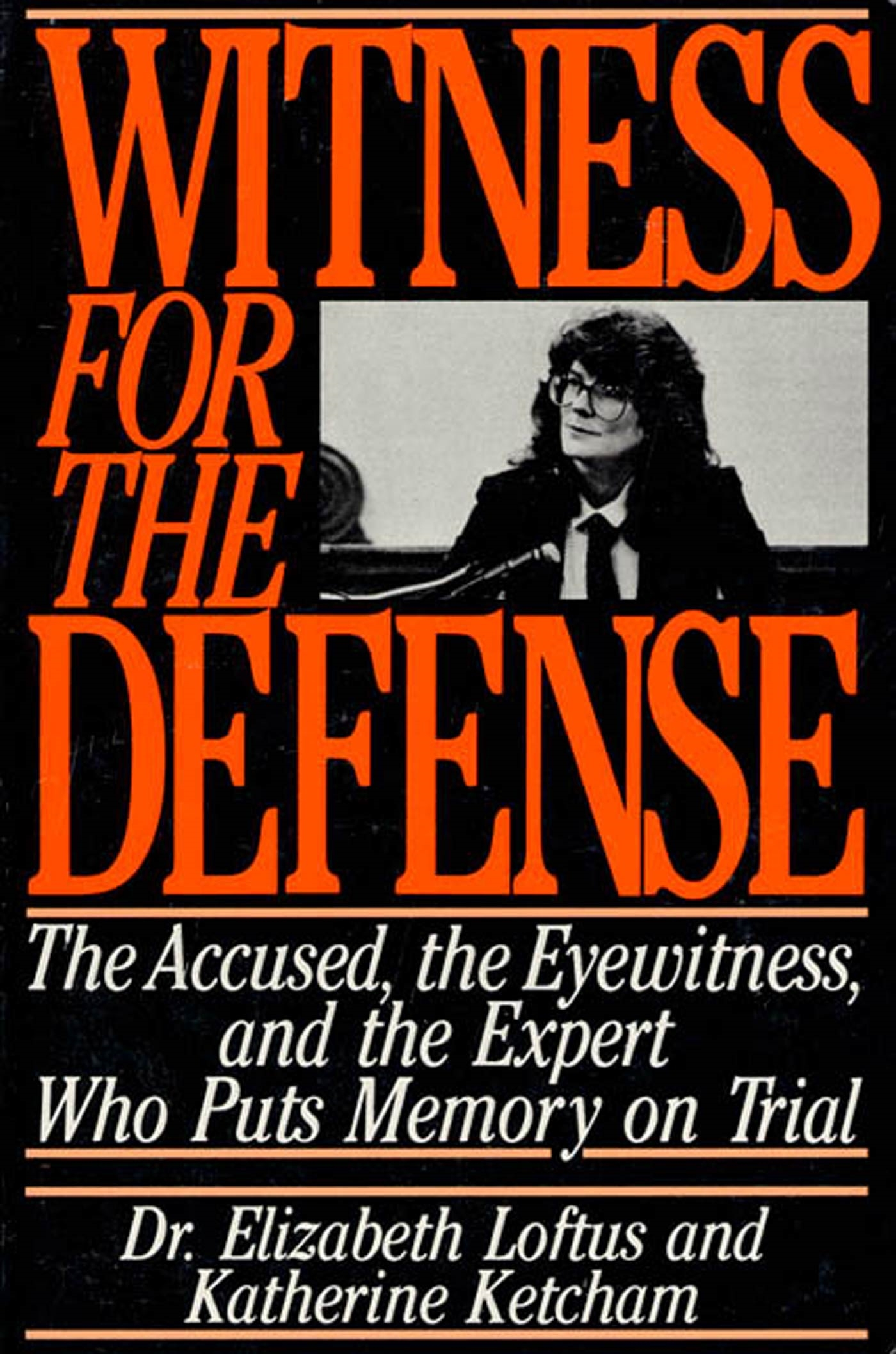 Witness for the Defense Book Cover