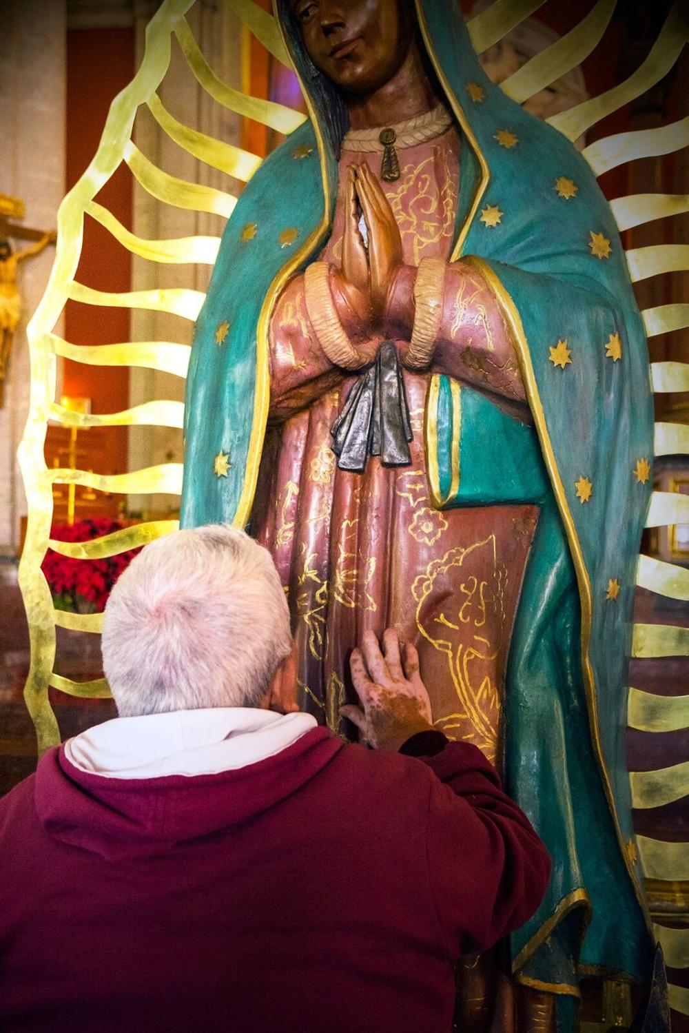 Basilica- Virgen de Guadalupe 2016.