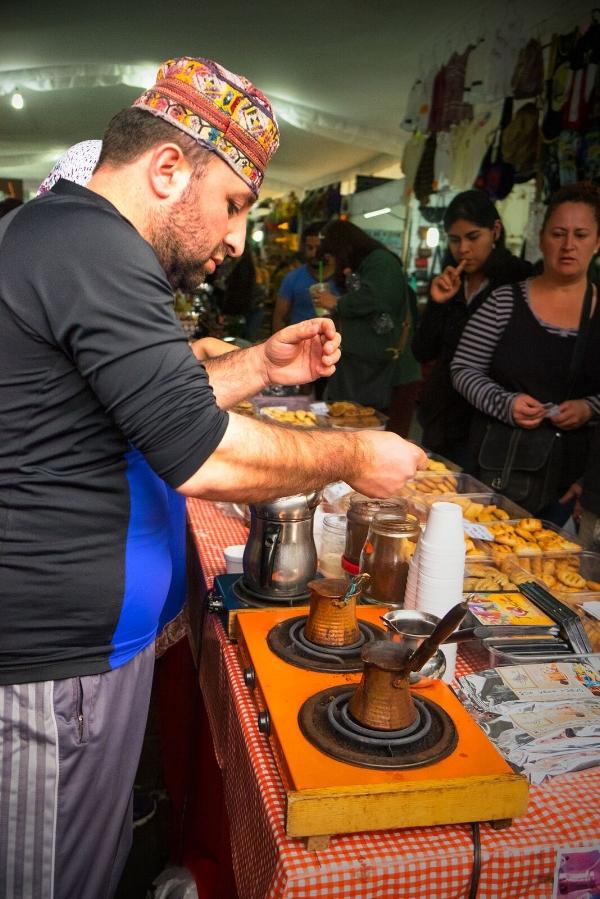Arabic Coffee. Centro de Coyoacan 2016.